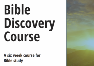 Bible Discovery Course
